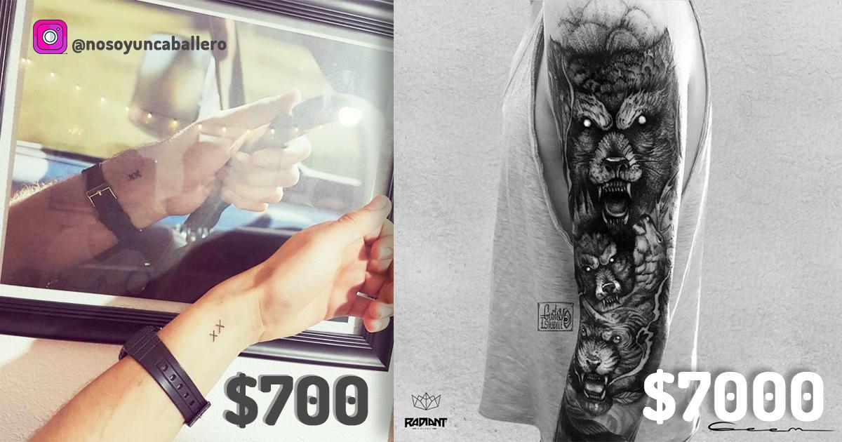 Cu nto cuesta hacerte un tatuaje cuanto cuesta removerlo for Cuanto cuesta un toldo para balcon