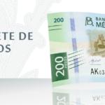 Tenemos nuevo billete de 200 pesos