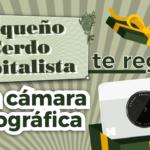 ¡Celebra el día mundial de la fotografía y los 10 años de Pequeño Cerdo Capitalista con nosotros!